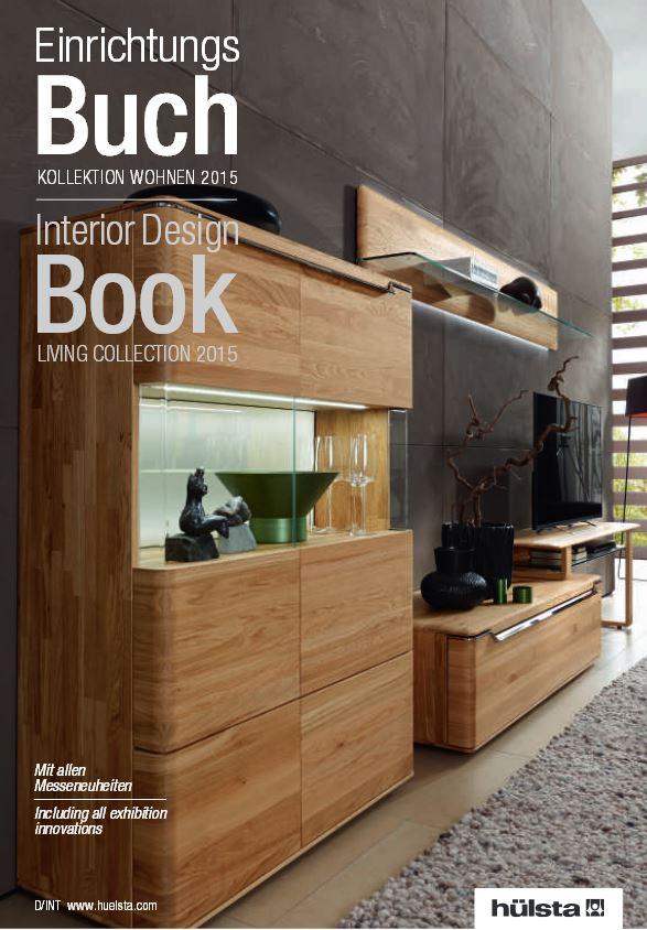 Möbel Kataloge von Hülsta – Einrichtungsbuch Wohnen