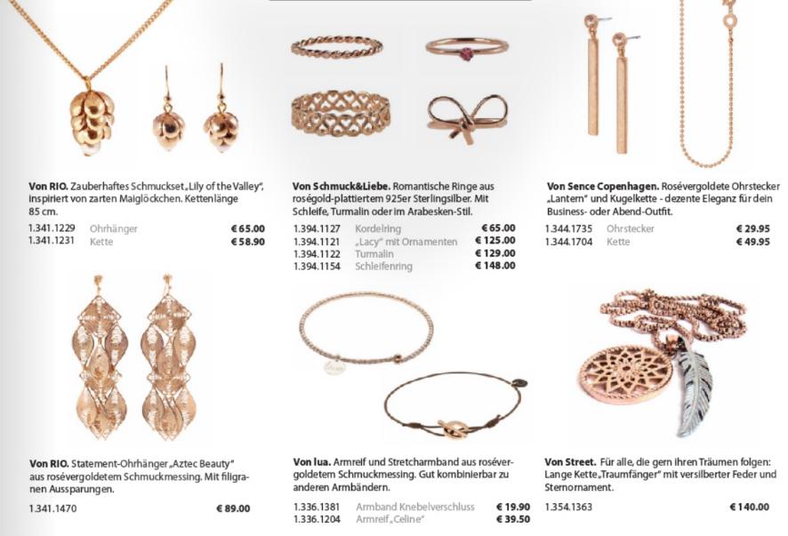 Katalog schmuck 2015