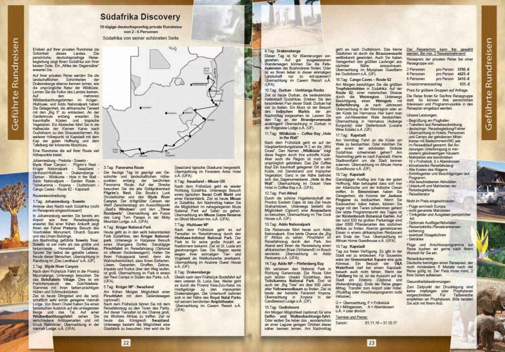 expeditionsreisen kataloge afrika reisekataloge s dafrika. Black Bedroom Furniture Sets. Home Design Ideas