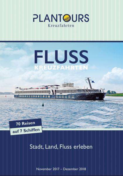 flusskreuzfahrten katalog 2018