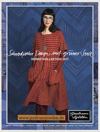 Damen mode kataloge bestellen von gudrun sjoeden for Boden mode katalog bestellen