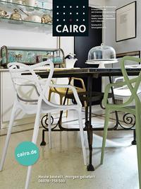 CAIRO Design Kataloge kostenlos bestellen