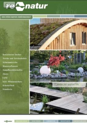 re-natur Gartenteich Katalog Schwimmteich Katalog und Schwimmteich SHOP