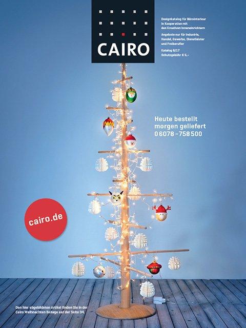 kostenloser CAIRO Katalog