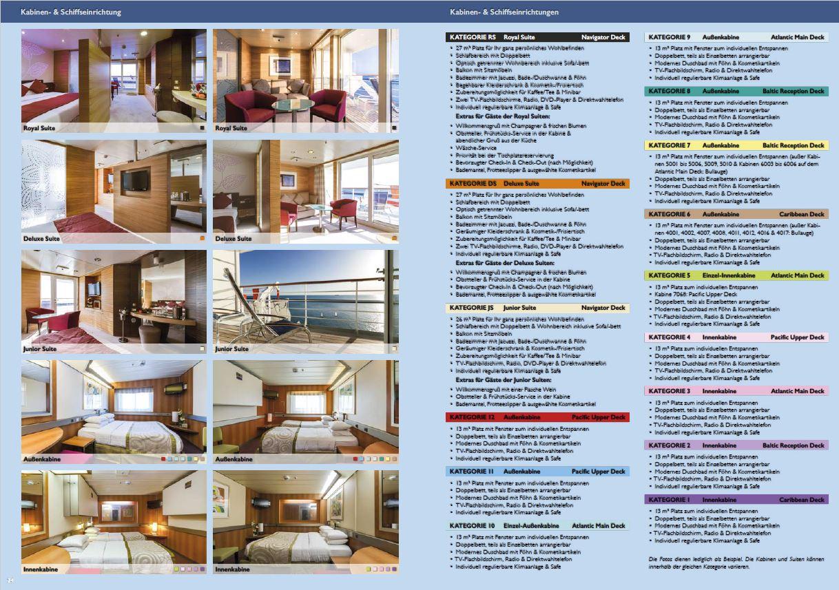 kreuzfahrt weltreise katalog 2017 ms magaellan. Black Bedroom Furniture Sets. Home Design Ideas