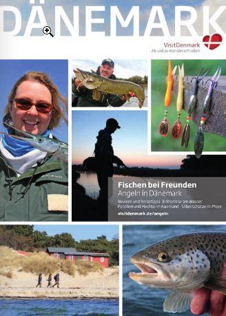 Angelurlaub in Dänemark Kataloge