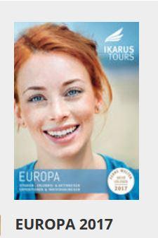 Studienreisen Kataloge Bestellen Bei Ikarus Tours