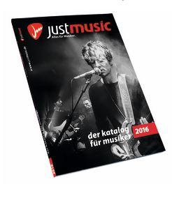 musiker kataloge