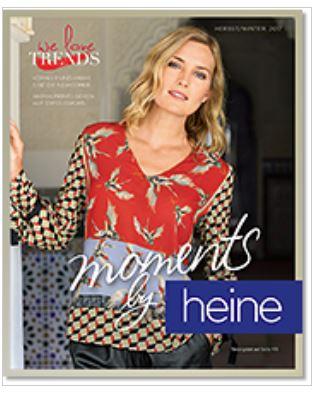 mode kataloge kostenlos herbst winter 2017 von heine