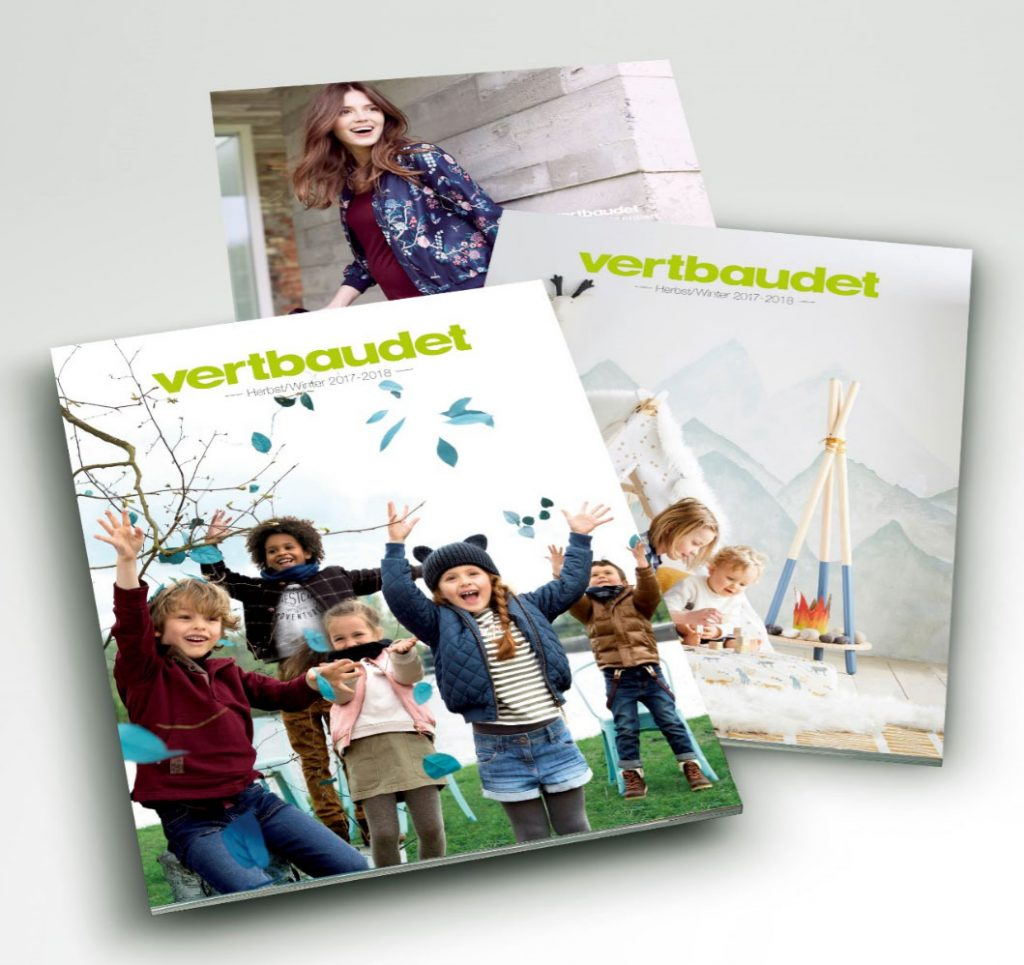 Kindermode Kataloge kostenlos