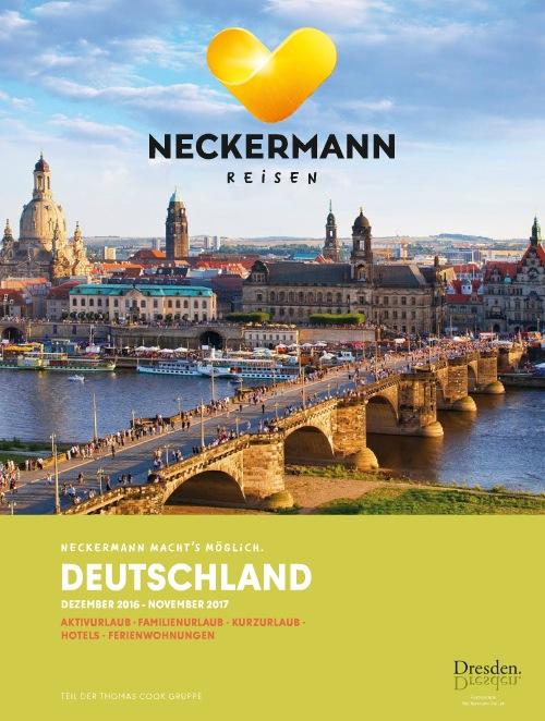 Deutschland Urlaub Katalog bestellen