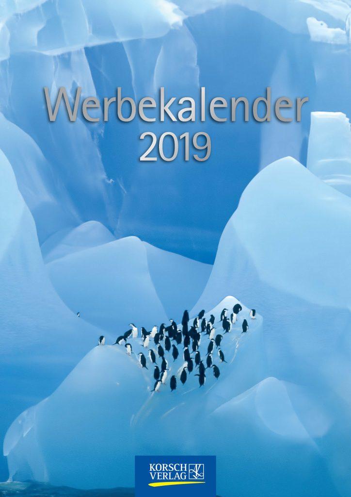 Werbekalender Kataloge kostenlos 2019