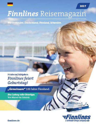 schiffsreisen kataloge finnland