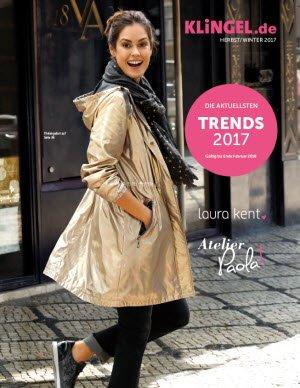 modekataloge herbst winter 2017
