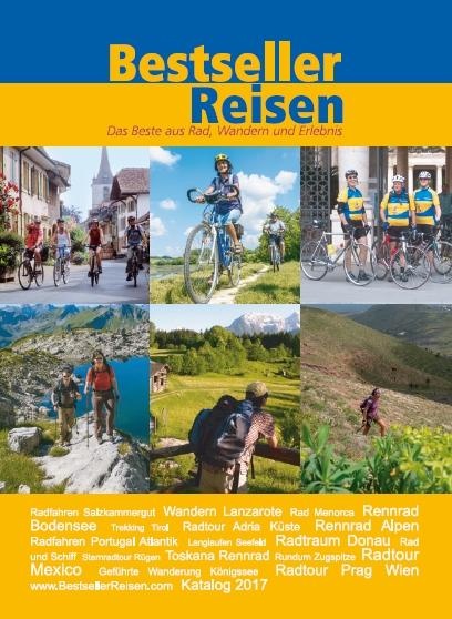 Bestseller Reisen Katalogtitel