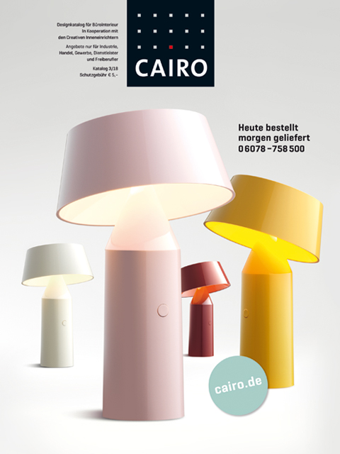 Design möbel katalog kostenlos bestellen
