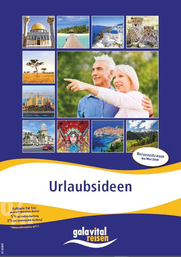Katalog bestellen Rundreisen Kreuzfahrten Eigenanreisen Flugreisen