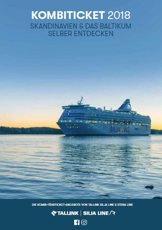 ostsee fähren kataloge 2018 kombiticket