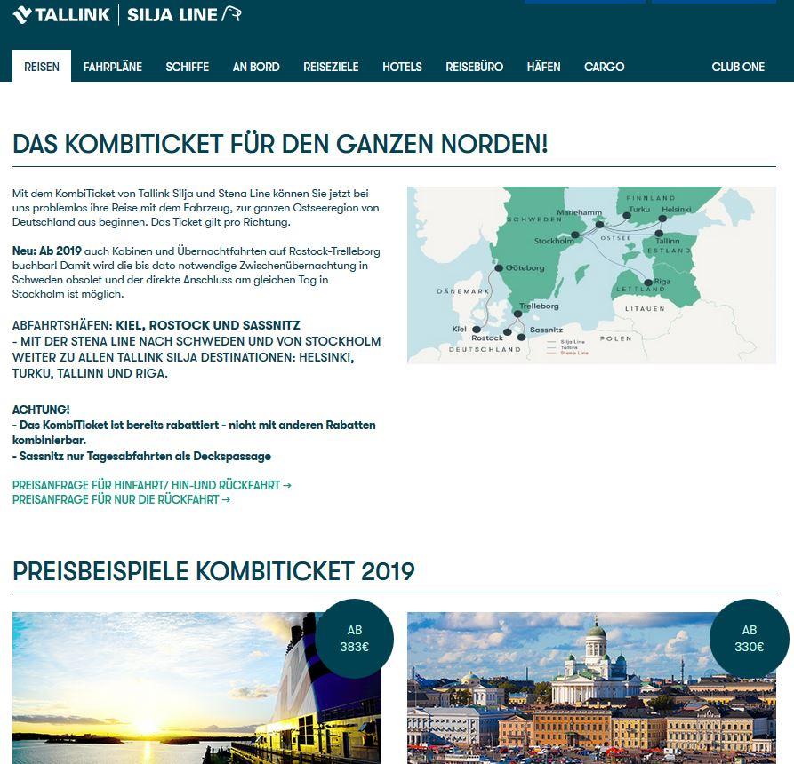 ostsee fähren kataloge 2019 kostenlos