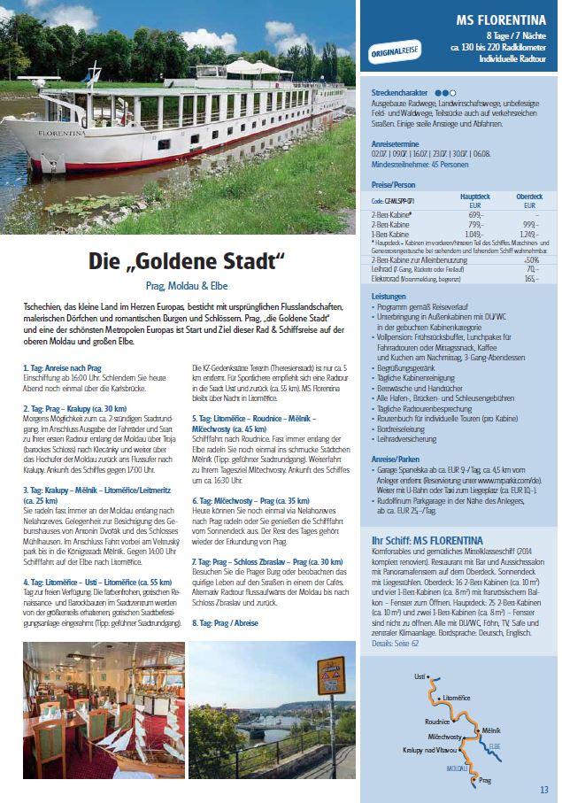 Radreisen Katalog Und Schiffsreisen Katalog Von Se Tours