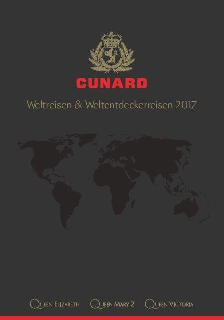 luxus kreuzfahrten weltreisen kataloge kostenlos