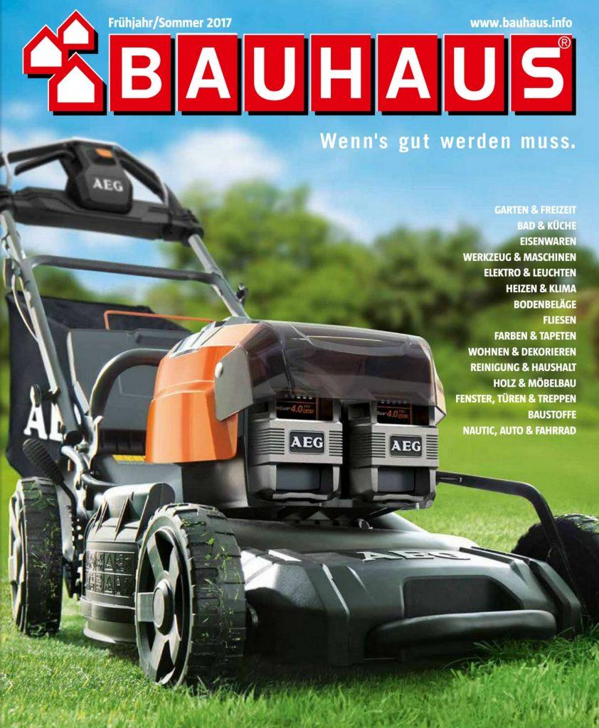 Bauhaus Kataloge online blättern