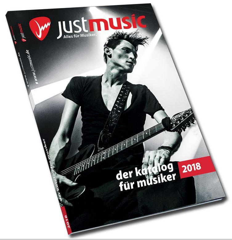 Just Music Musiker kataloge kostenlos