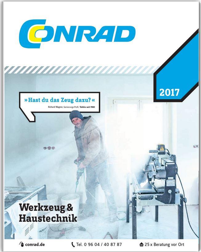 CONRAD - CONRAD Katalog kostenlos bestellen, CONRAD Katalog online ...