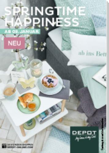 Depot Katalog online