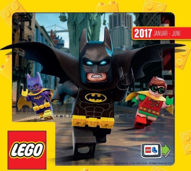 LEGO Katalog bestellen
