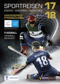 Sportreisen Katalog bestellen