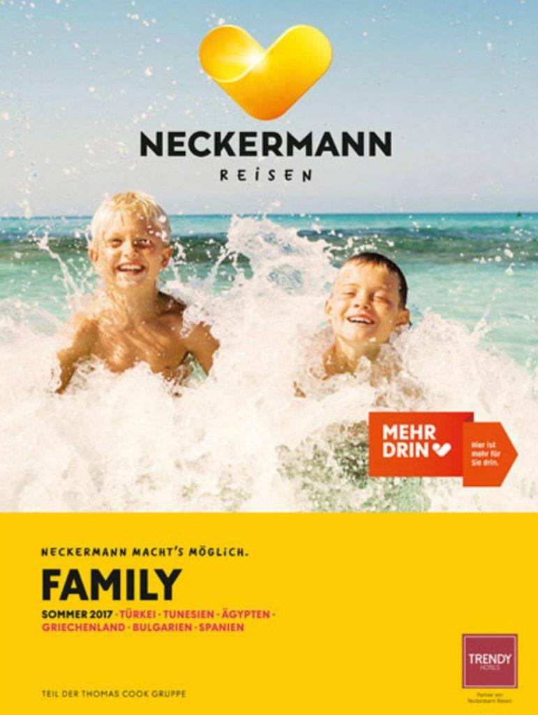 Neckermann Reisen Kataloge online blättern