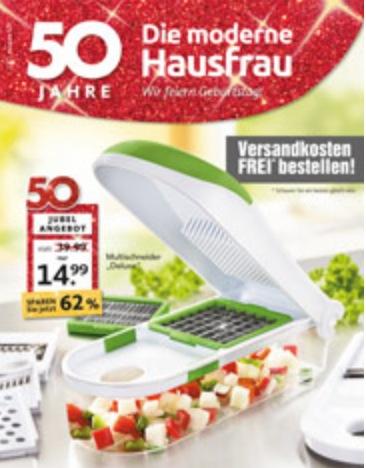 Die moderne Hausfrau online Katalog