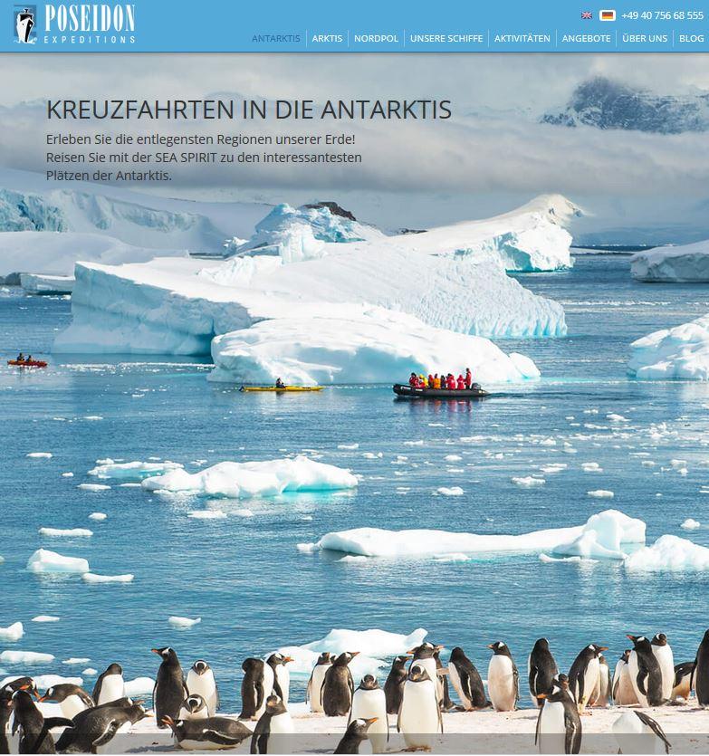 Arktis kreuzfahrten kataloge 2019 kostenlos von poseidon for Aquaristik kataloge kostenlos
