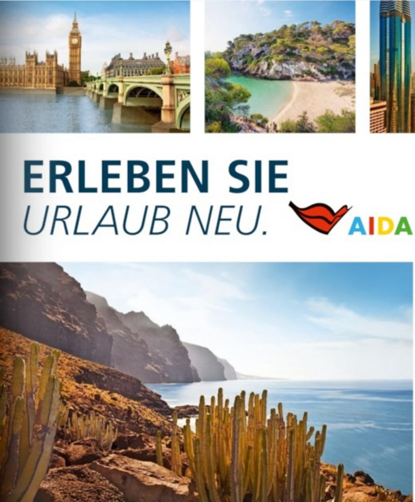 AIDA Katalogtitelbild