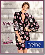 the latest 87c81 9e74e HEINE Katalog bestellen, HEINE Katalog online blättern
