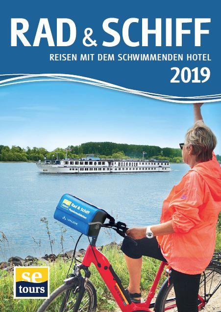 radreisen mit schiff katalog 2019 bestellen