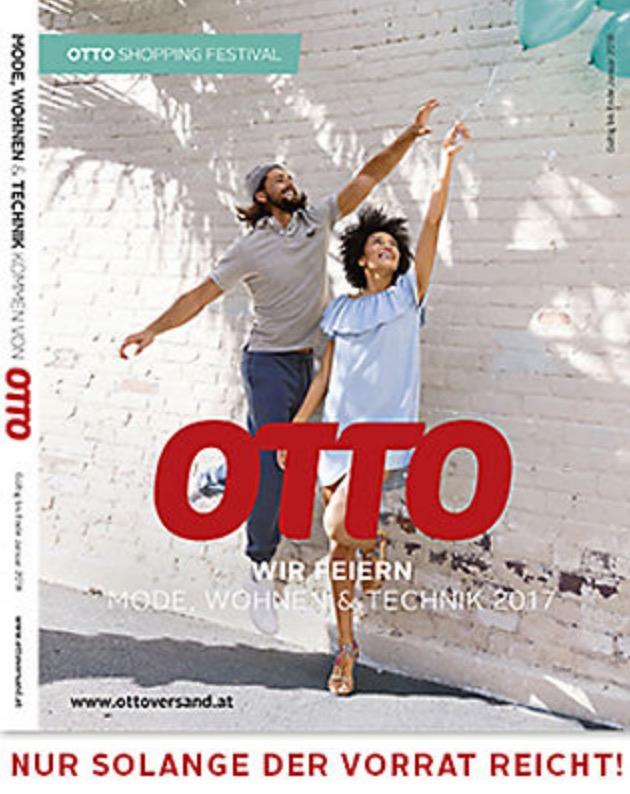Titelbild OTTO Katalog