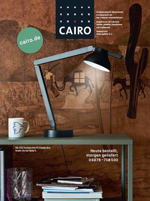 Designer möbel kataloge kostenlos online bestellen von Cairo