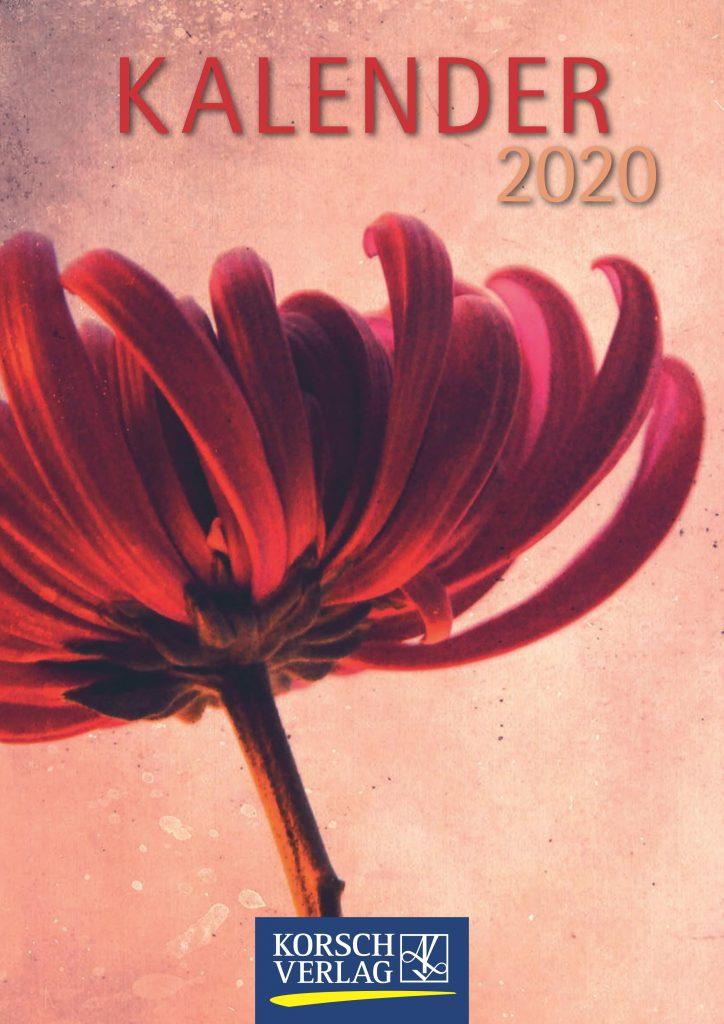 kalender kataloge 2020 kostenlos bestellen von korsch verlagc