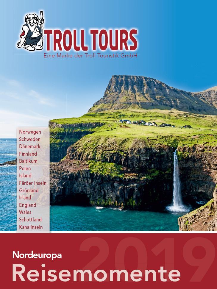 nordland reisen kataloge kostenlos bestellen 2019