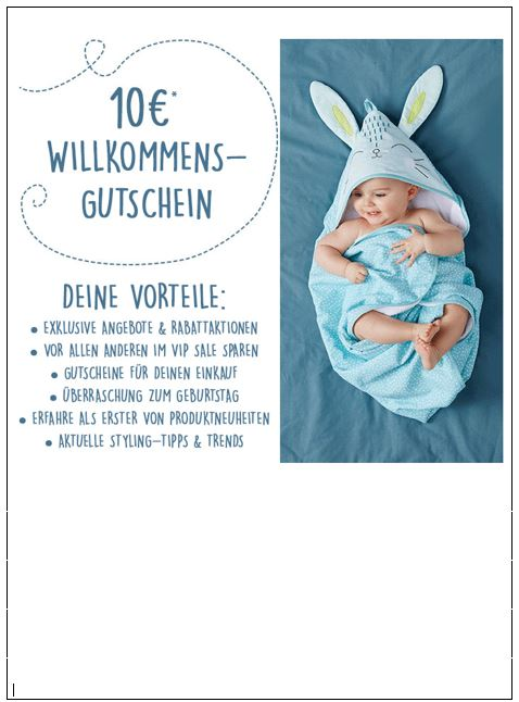 Kindermode Kataloge kostenlos bestellen