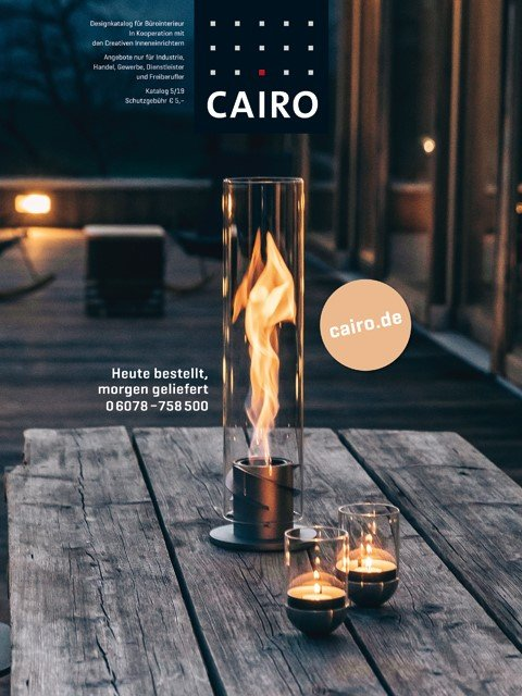Design möbel kataloge kostenlos online bestellen