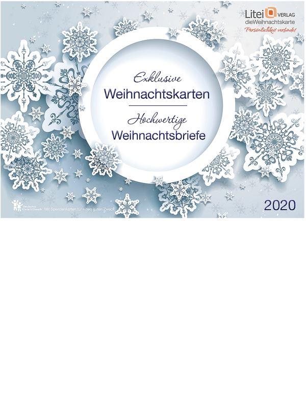 weihnachtskarten kataloge kostenlos bestellen 2020