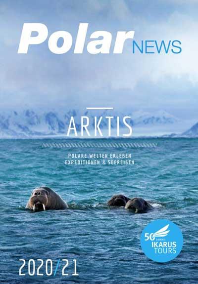 polar kreuzfahrten kataloge kostenlos bestellen polarnews arktis 2020