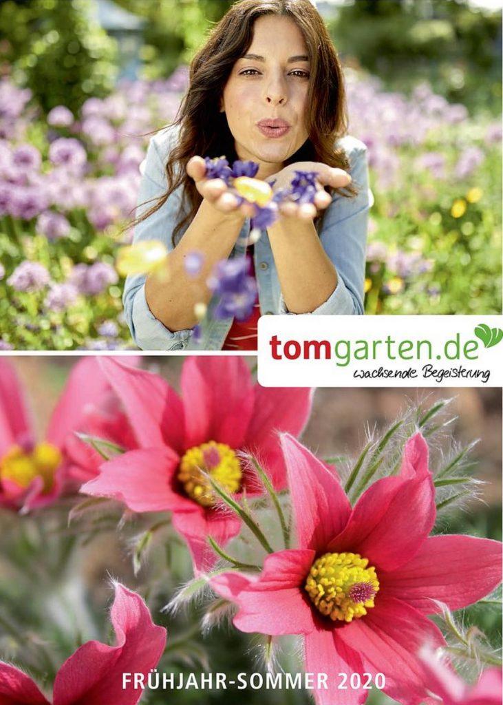Tom Garten Katalog Bestellen