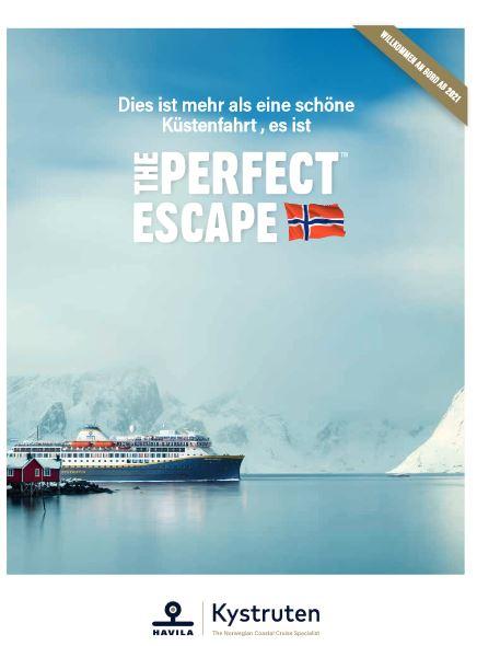 Postschiffreisen Kataloge kostenlos 2021