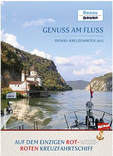 Donau Flusskreuzfahrten Kataloge 2021 kostenlos