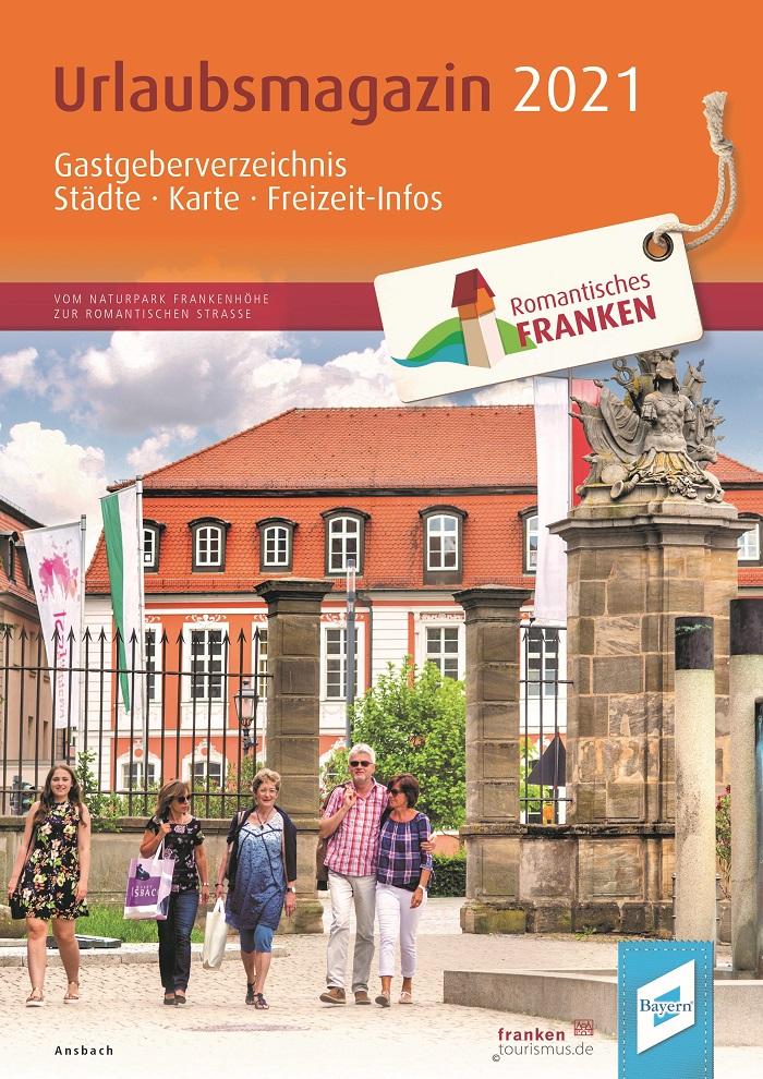 urlaub in franken kataloge kostenlos