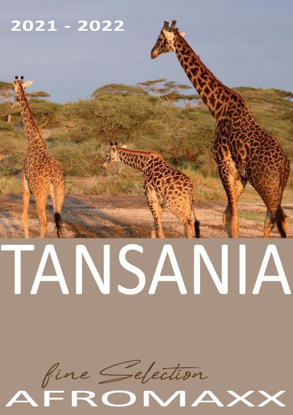 tansania katalog reisekatalog kostenlos bestellen